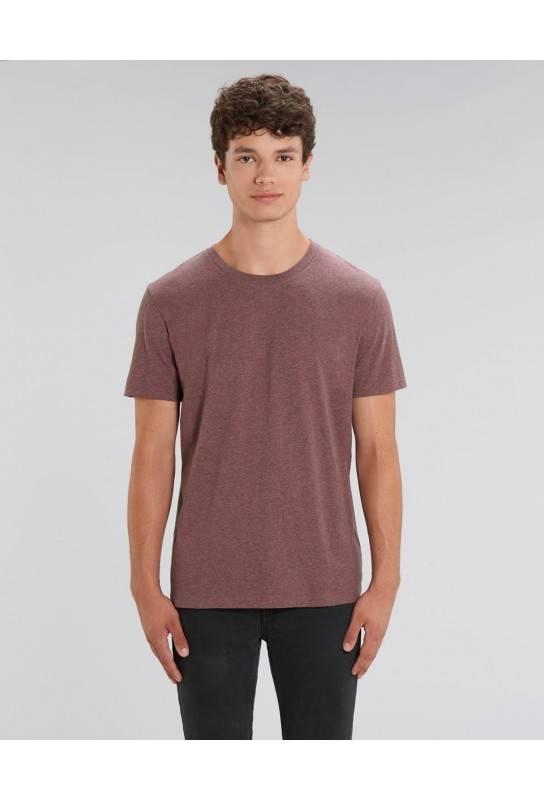 Tshirt éthique homme, basique, confortable et éco-responsable