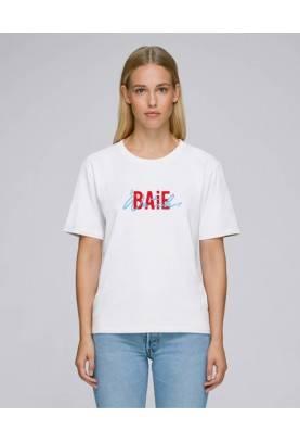 T shirt femme, éthique en coton bio