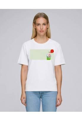 """Tshirt Femme """"Ma vie en verre"""""""
