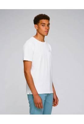 T-shirt éthique Nelson en coton bio, fibres recyclées