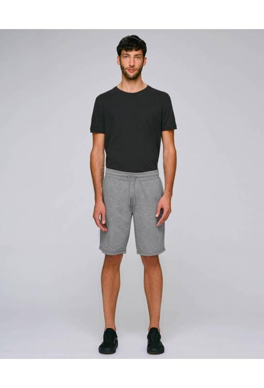 Short homme éthique, en coton bio, confortable et durable