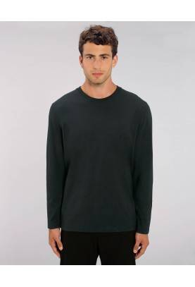 Tshirt éthique manches longues en coton bio basique et durable