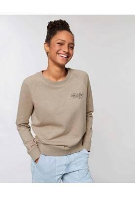 Sweat shirt Ethical en coton bio mode éthique