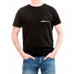 Tee- shirt homme diver front