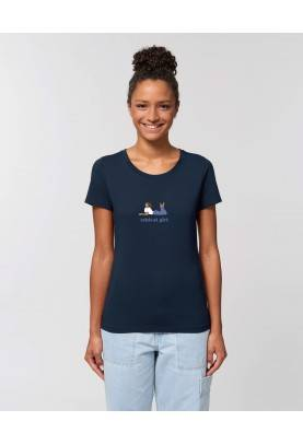 Tshirt Ethical Girl ajusté