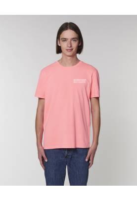 Tshirt homme Wear the change