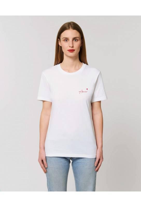 T-shirt éthique Amour