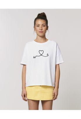 Tshirt éthique Heartbeat