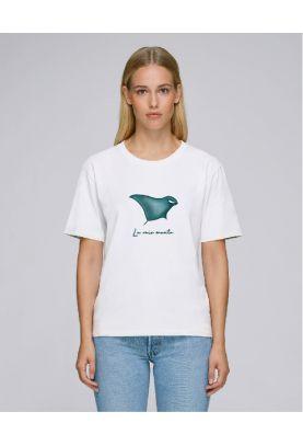Tshirt Femme Raie Manta...