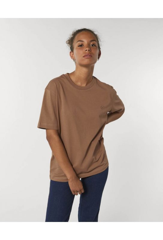 Tshirt éthique femme en coton bio