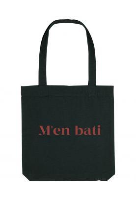 Tote Bag  M'EN BATI