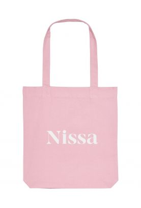 Tote bag eco responsable NISSA