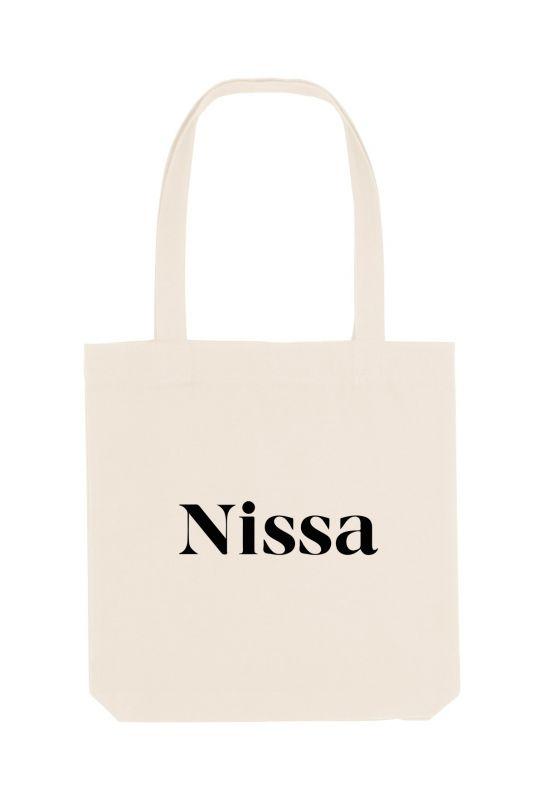 Tote bag éthique 100% recyclé Nissa