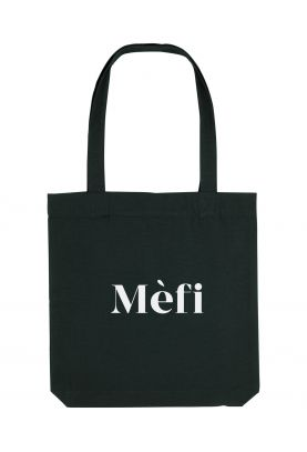 Tote bag eco responsable MEFI