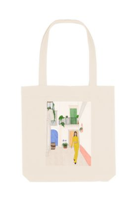 Tote bag éthique Girls love...