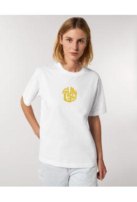 T Shirt Sunset Ethique Ample