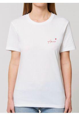 T Shirt Ethique Amour