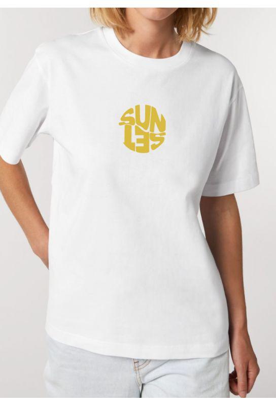 T Shirt Ethique Sunset